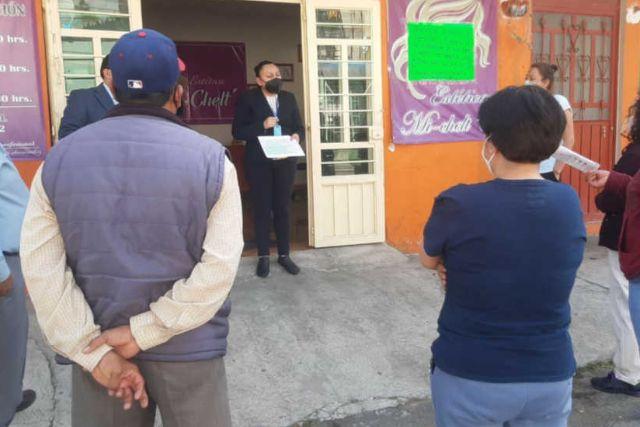 Ayuntamiento de Totolac se reúne con vecinos para aclarar dudas y rumores