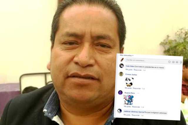 Pobladores de Amaxac se arrepienten de haber elegido a Carin Molina