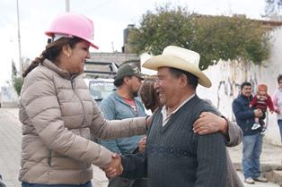 Inician obras de impacto social en Nanacamilpa