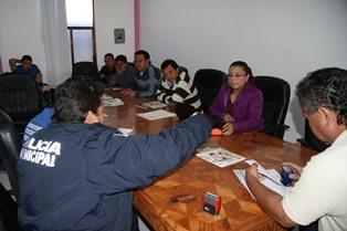 Conforman Comité de Consulta y Participación Ciudadana de Seguridad