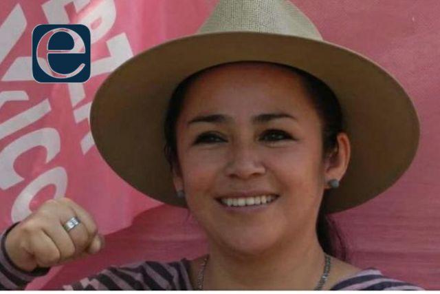 Detienen a dos familiares de la candidata de Santa Cruz Tlaxcala, Rosaura Cortés