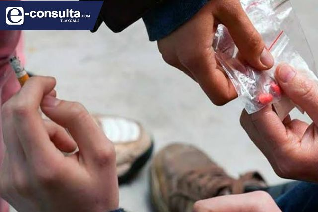 Fuerte incremento del narcomenudeo en Tlaxcala durante 2020