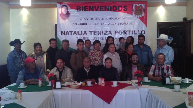 Asociación Civil prepara edición de libro de Natalia Teniza, luchadora social