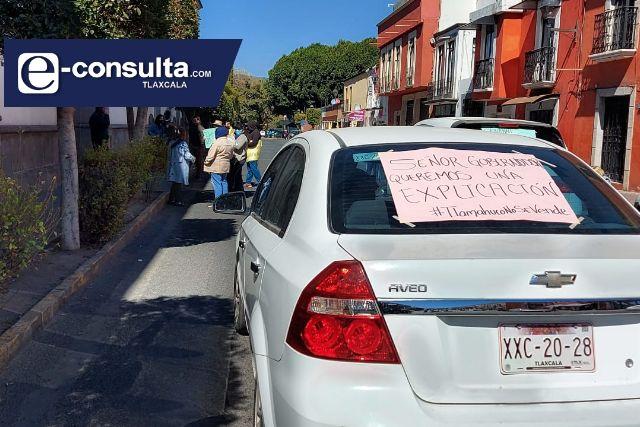 Citarán a ediles de Tlaxcala y Totolac para resolver inconformidad de Tlamahuco