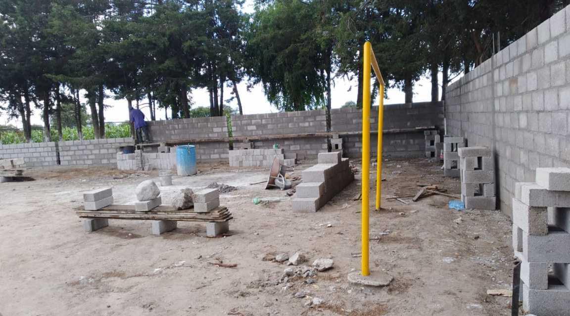 Alcalde entrega obras en primaria y calle Juárez del NCP Morelos