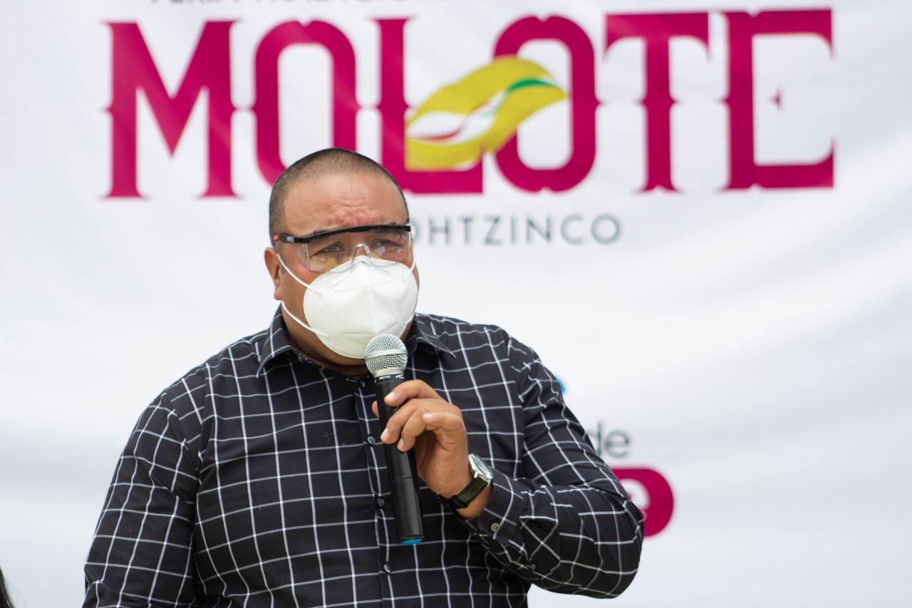 Feria del Molote es del Municipio: Badillo Jaramillo