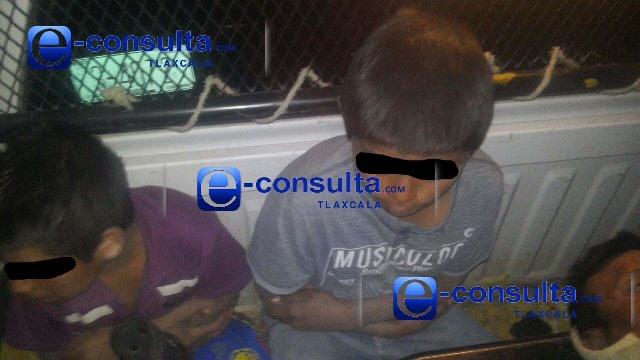 Casi linchan en Zitlaltepec a dos niños por robo en tentativa
