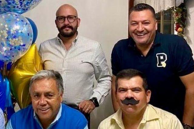 Empresario expriista manda de candidatos al PAN a sus yernos ninis en Apizaco