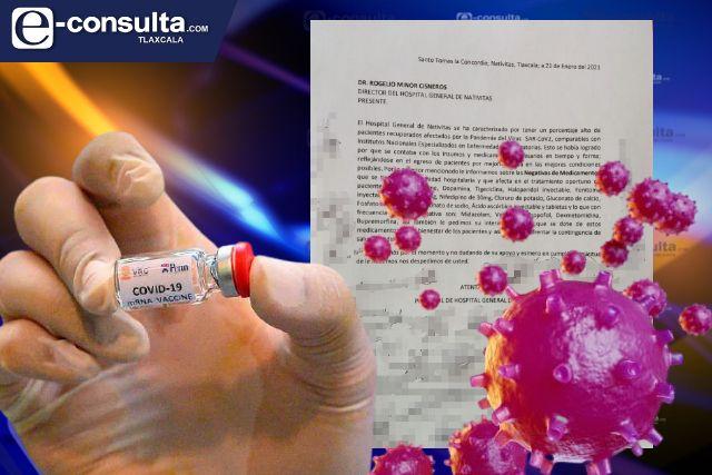 No hay medicamentos para enfrentar la pandemia en Nativitas, dicen médicos