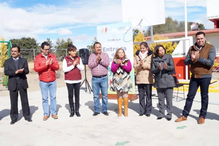 Noé Parada agradece apoyo del gobierno para personas con discapacidad