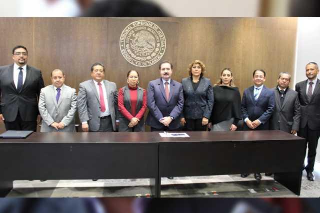 Nombra Consejo de la Judicatura a Jueces y Funcionarios del Poder Judicial del Estado
