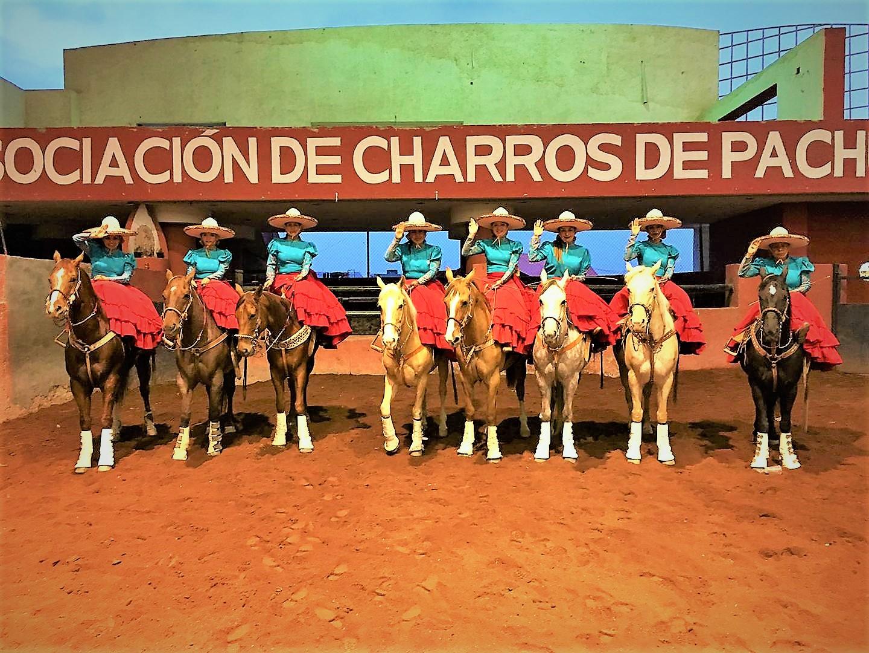 Actividades charras para los equipos de Tlaxcala