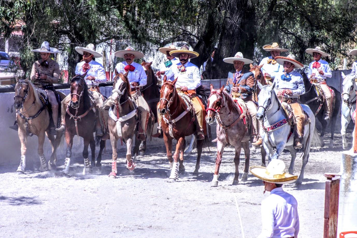 Espíritu altruista en la charrería de Tlaxcala