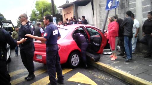 Tres muertos y un herido en accidente vial en Totolac
