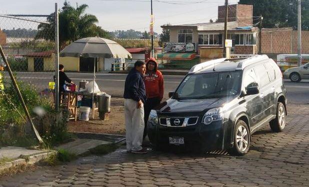 Denuncian agujero mata suspensiones en Acuitlapilco