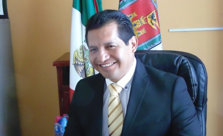 Cierra alcalde de Amaxac dando certeza jurídica en Cerro Otongatépetl