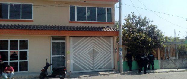 En el anexo encontró la muerte hermano de alcalde de Zacatelco