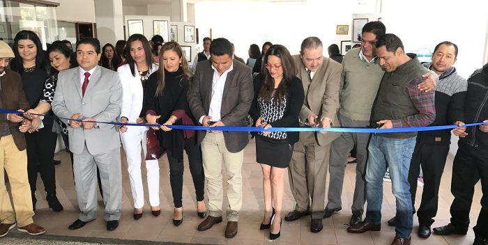 """Inauguran galería """"Un Mundo una transparencia"""" en Apizaco"""