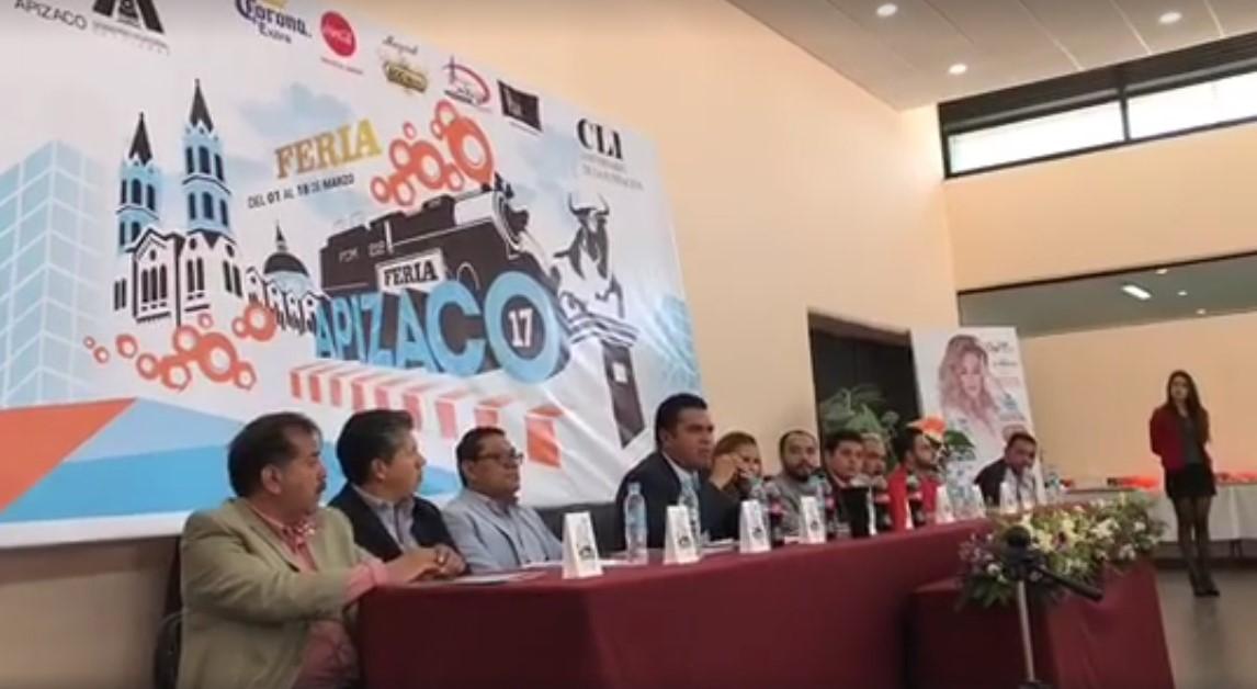 Esperan derrama de 6 millones de pesos por feria en Apizaco