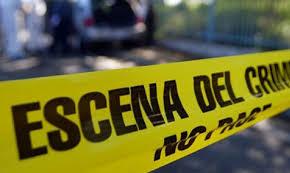 38 homicidios dolosos en el primer cuatrimestre del nuevo gobierno