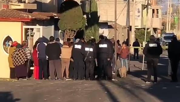 Tras baile popular aparecen dos muertos en balacera en Zacatelco