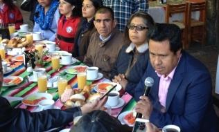 Antorchistas agreden al sindicato del CECyTE
