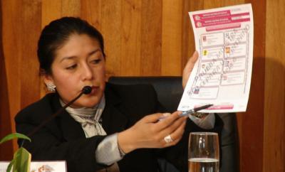 Promete Cortes Ornelas celeridad, honestidad y transparencia