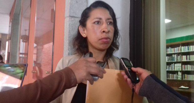 """La síndico de Ixtenco emula a la """"Chimoltrufia"""" y muestra ignorancia"""