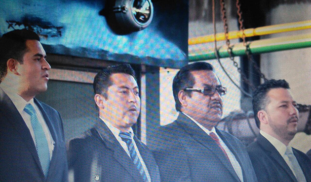Comando armado balea a presidente de comunidad de Apizaquito