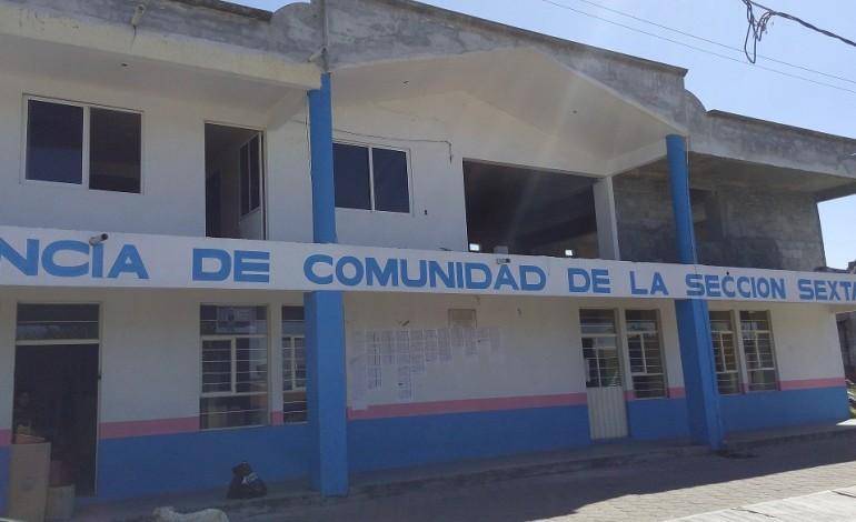 Alcalde de Contla libera presidencia de comunidad de Cuba