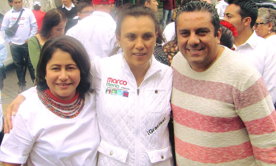 """La """"Elba Esther Gordillo"""" tlaxcalteca intensifica campaña en la SESA"""