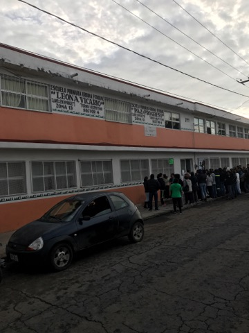 Otra escuela que no revisa el Itife pero reanuda clases