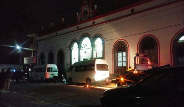 Dos hampones salvados de ser linchados en Tlaltelulco
