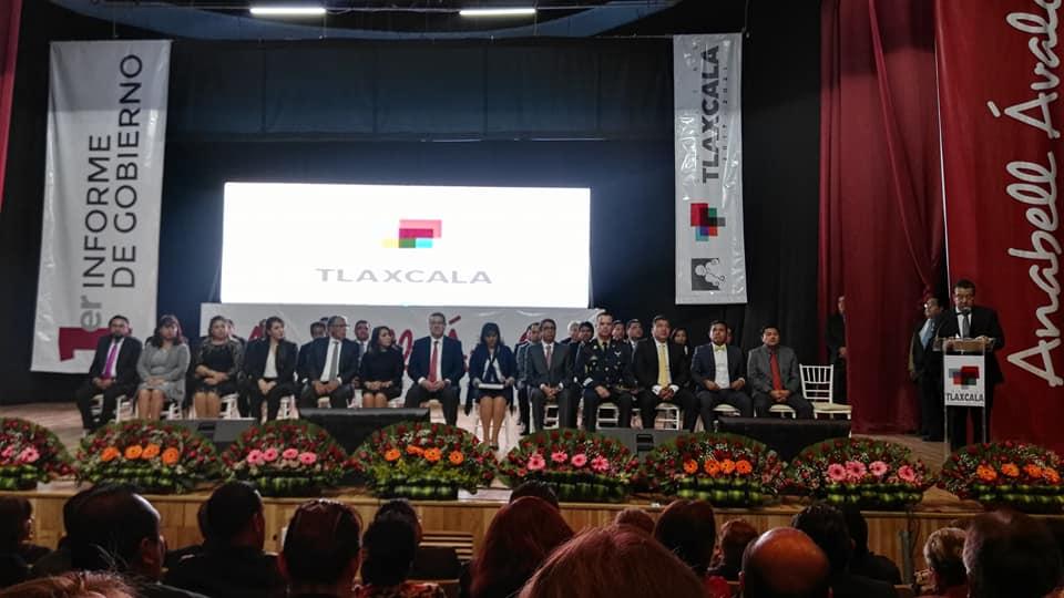 Desarrollo Social y Seguridad en primer año de Anabell Ávalos