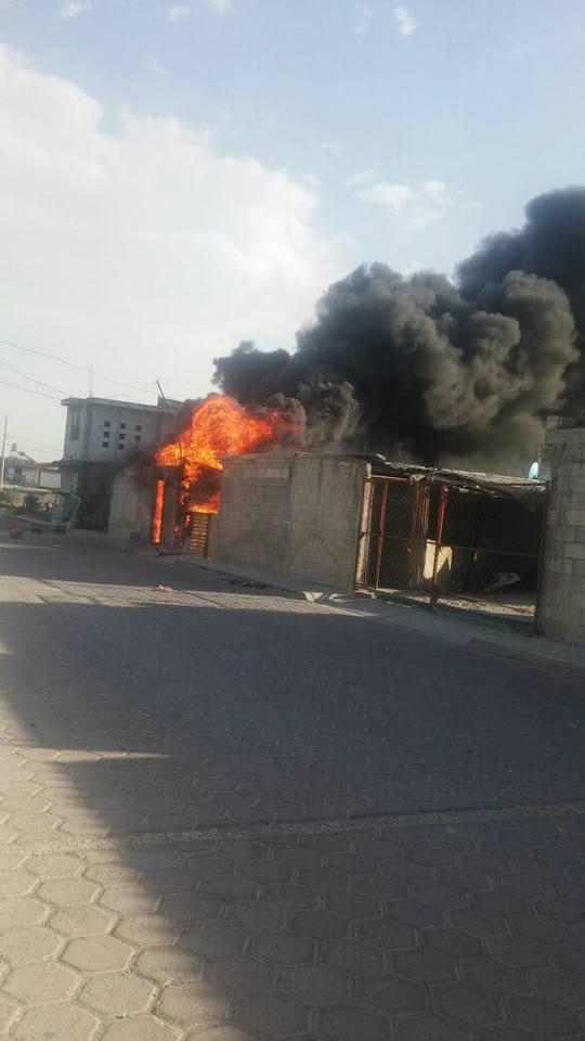 """""""Huachicoleros"""" provocan incendio en SPM"""