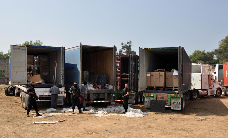 Tlaxcala es el estado más inseguro del país para transportistas