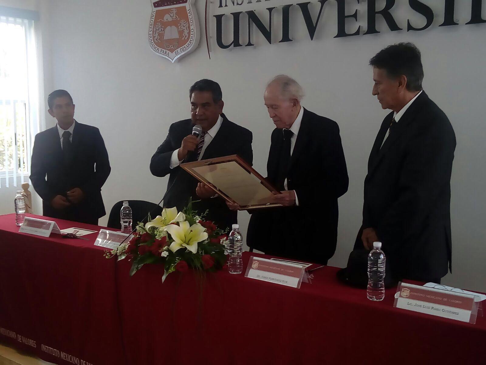 Inauguran Sala de Juicios Orales en el Instituto Mexicano de Valores