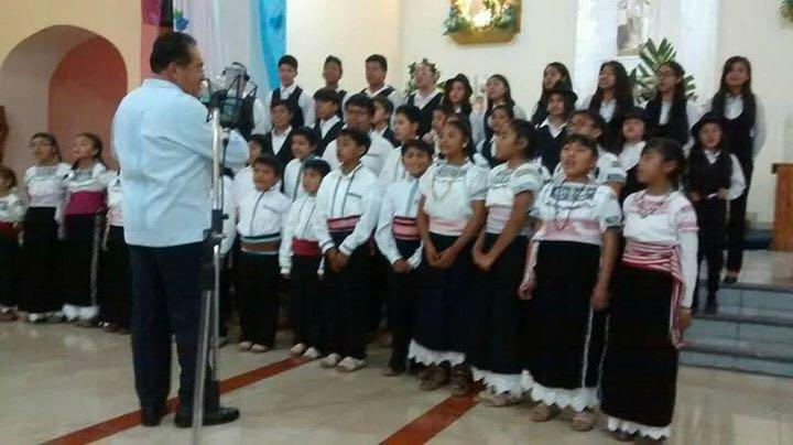 Presidentes Municipales, Diputados Locales y Federales se unen a proyecto Coro Voces Yumhu
