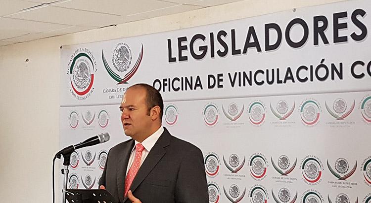 Mañana realizará Juan Corral su informe legislativo