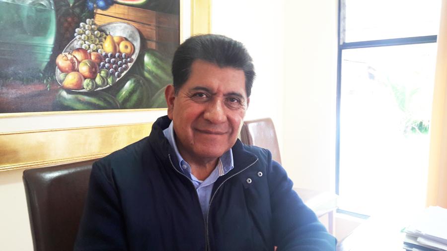 Inseguridad principal reto de Mena, dice el ex gobernador Héctor Ortiz