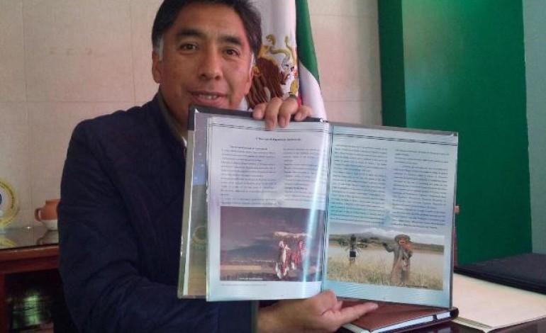 Alcalde de Papalotla responde a la ciudadanía