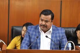 Diputado Portillo va a la Comisión Ejecutiva Nacional del PT