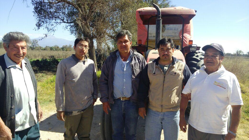 Regidor mejora espacios para la Semana Santa en Huactzinco