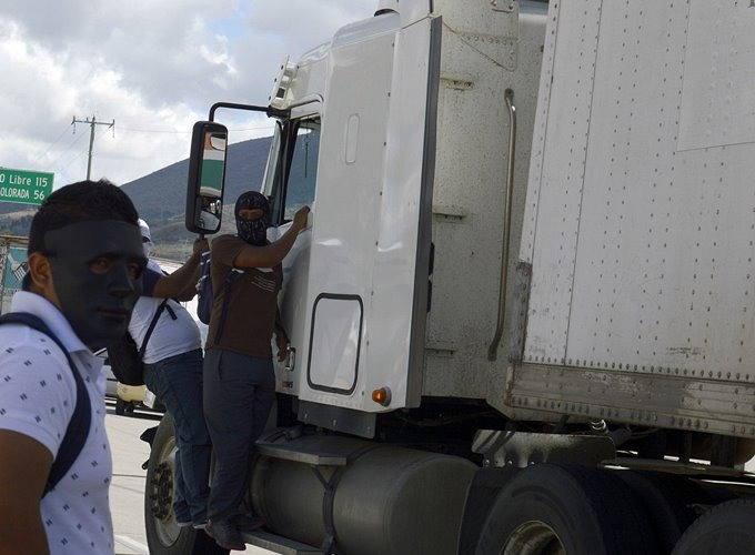 Tlaxcala es tema nacional por robo al transporte