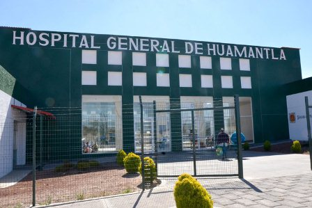 Hospital General de Huamantla se queda sin médicos