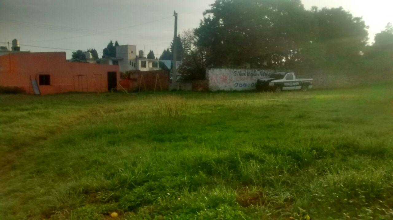 Patrulla abandonada mientras inseguridad crece en Teolocholco
