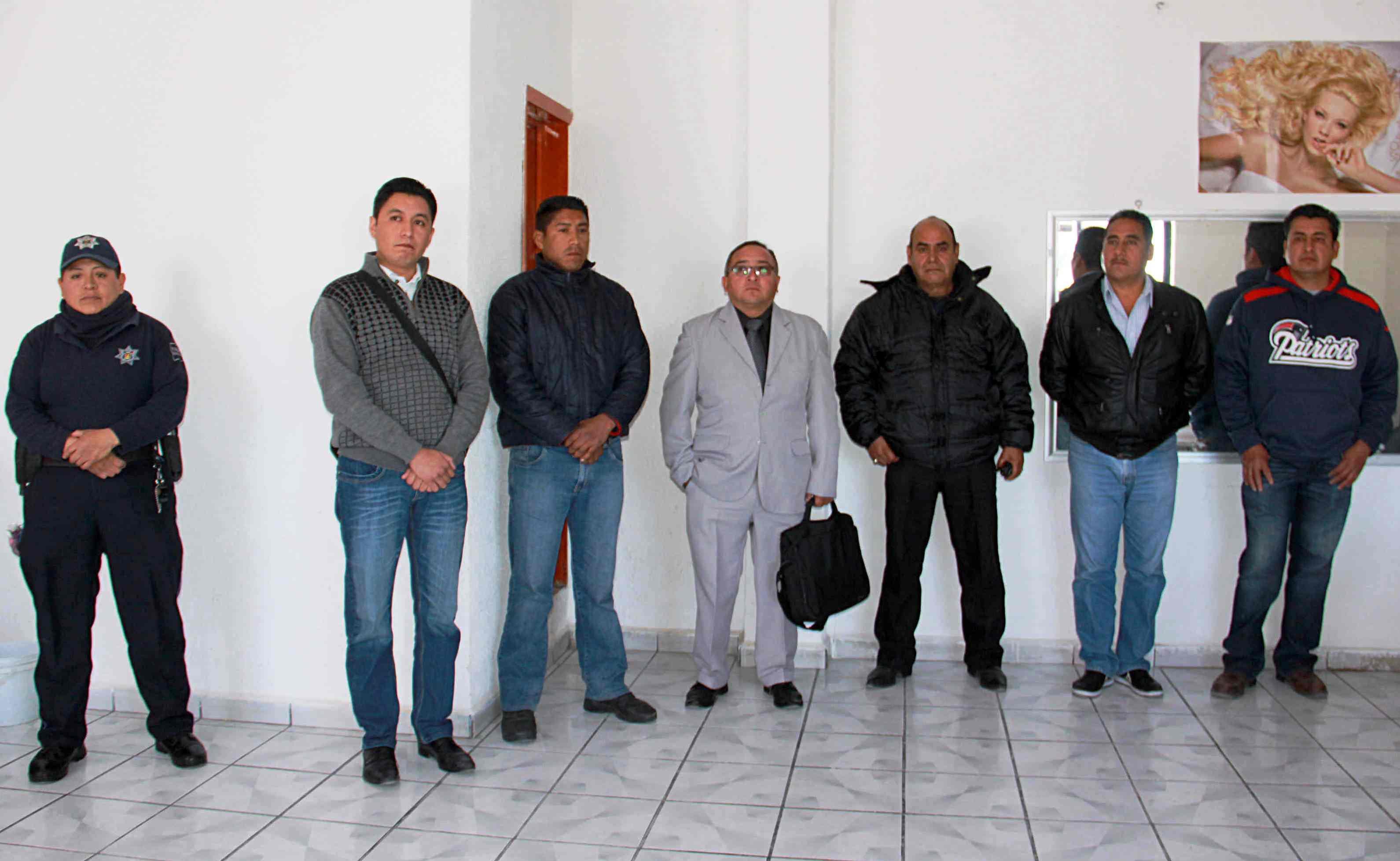 Nuevo director de Seguridad Pública en Texoloc