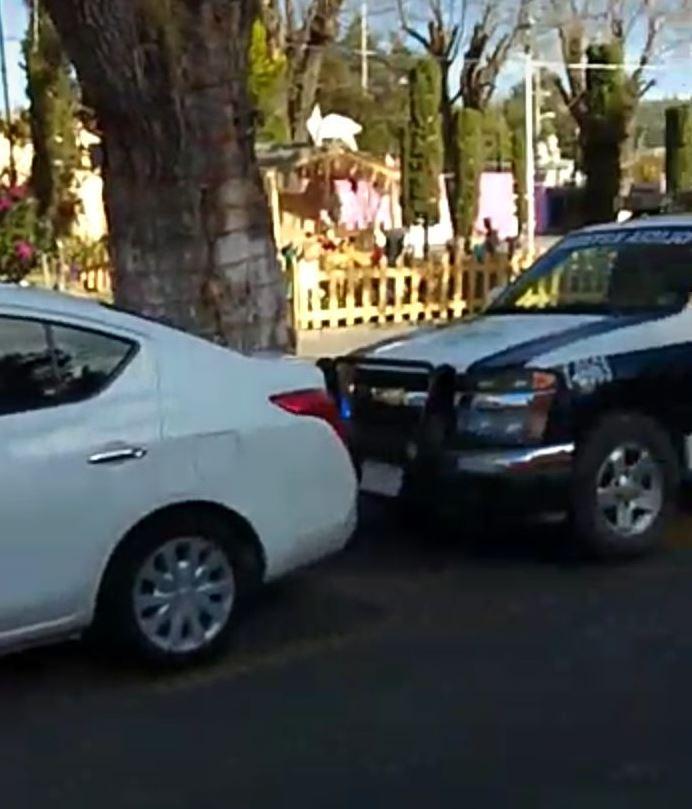 Secte tiende trampa a conductores de Pronto; busca poner orden