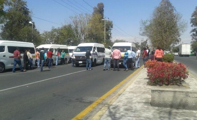 Transportistas exigen seguridad ante ola de asaltos