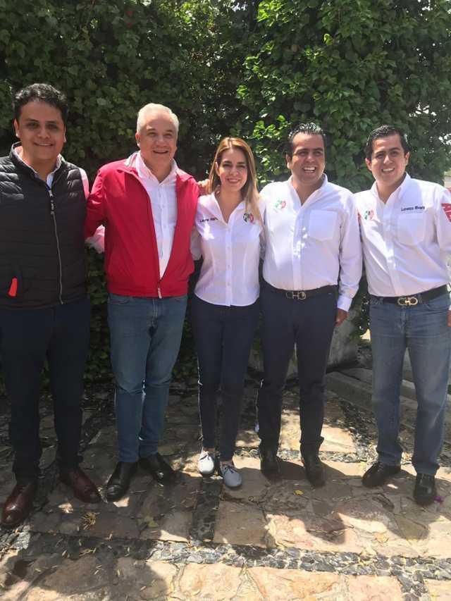 Alejandro Moreno es la opción ganadora para el PRI: Noé Rodríguez
